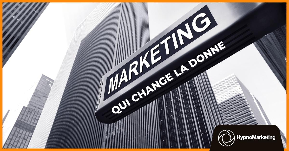 Notre offre est simple : une agence marketing qui fait bouger les lignes.