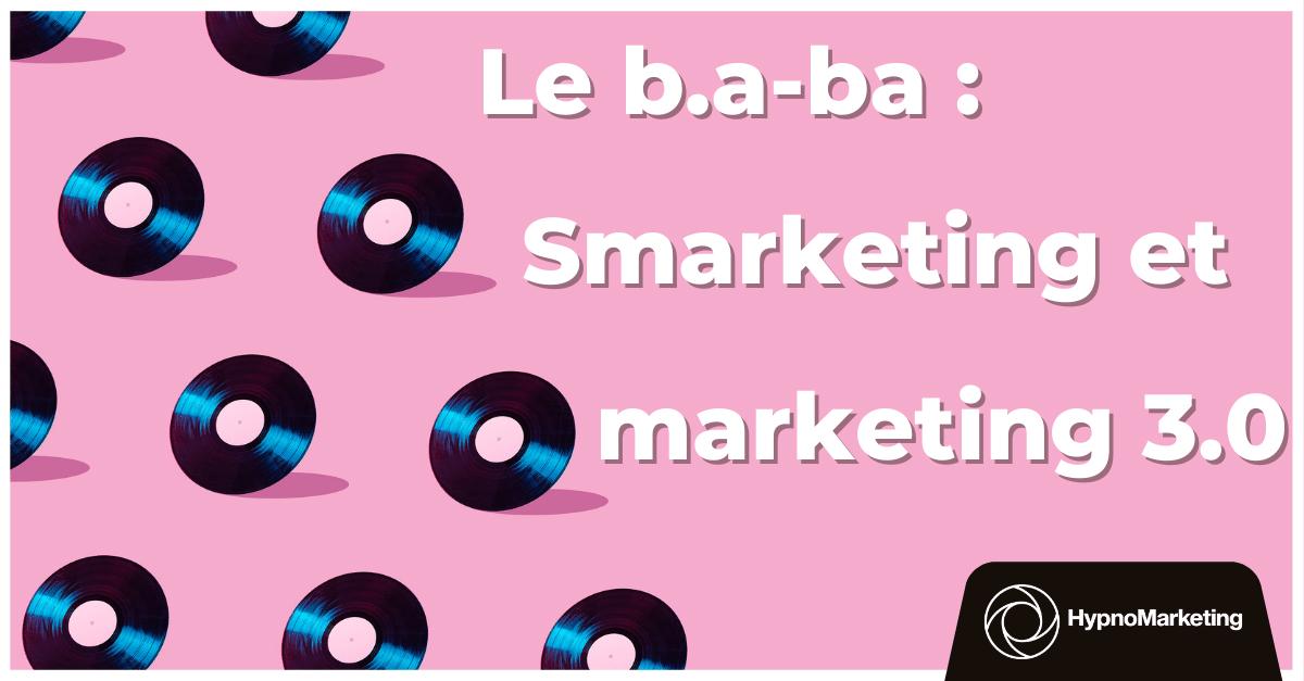 Smarketing pour sales et marketing, c'est un concept de collaboration entre ces 2 services qui ont souvent du mal à s'entendre en entreprise.
